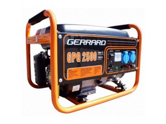 Генератор GERRARD GPG 2500, фото 2