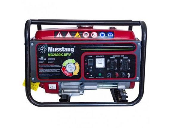 Генератор Musstang MG2800K-BF/V, фото 2