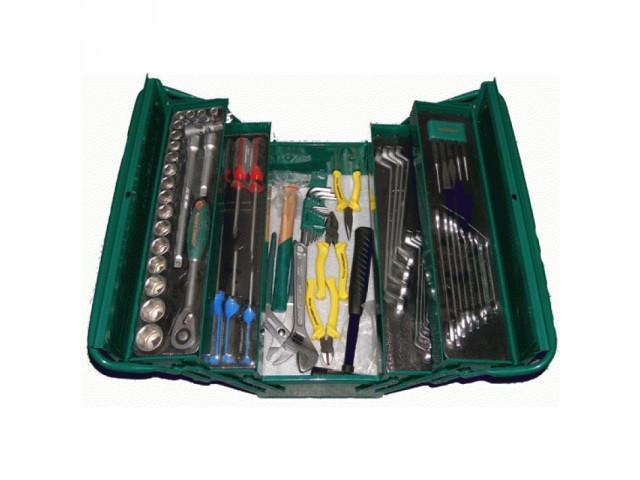 Ящик с инструментом, 64 предмета