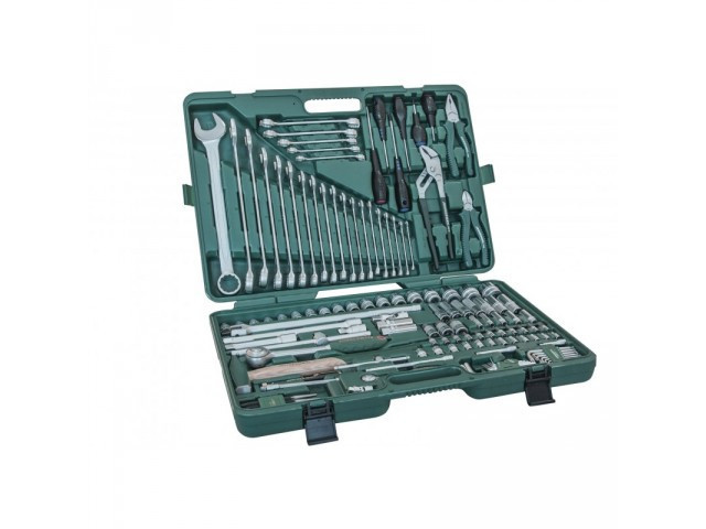 Универсальный набор инструментов, 128 предметов