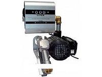 DRUM TECH - Насос со счетчиком для заправки дизельного топлива, 220В, 60 л/мин