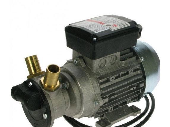 E 220 – насос для перекачки масла и дизеля. Питание 220В. Продуктивность насоса 28 л/мин, фото 2