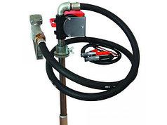 Бочковой насос для заправки и перекачки дизельного топлива PTP (DRUM TECH) 24В, 40 л/мин