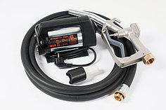 Комплект перекачки дизельного топлива Alpha AC-45, 220В, 45 л/мин