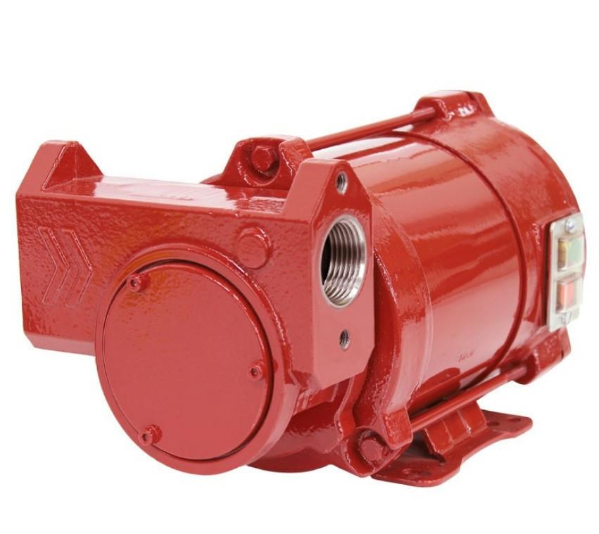 Насос 24В для бензина IRON-50 Ex, 24В 45 л/мин
