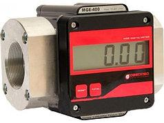 Счетчик учета большого протока дизельного топлива, масла MGE-400, 15-400 л/мин