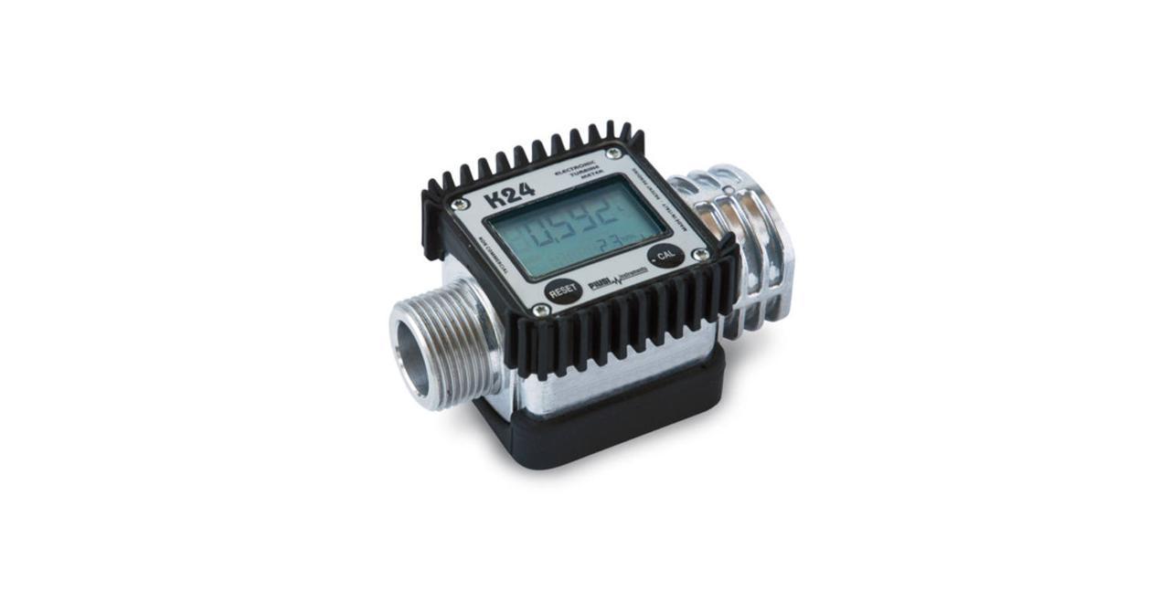 Счетчик учета дизельного топлива K24-A M/F 1'' BSP (PIUSI)