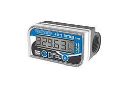 Цифровой счетчик учета воды IN LINE, 10-150 л/мин