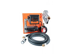 Beta AC-60 - стационарная колонка для заправки техники топливом. Питание 220 В. Продуктивность 60 л/мин.