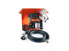 Gamma AC-70 - Мобильная топливораздаточная колонка для топлива с расходометром, 220В, 70 л/мин