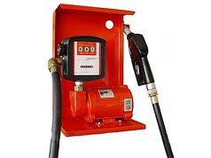 SA-50 Ex 220 - заправочный модуль со счетчиком для бензина, 220В, 50 л/мин