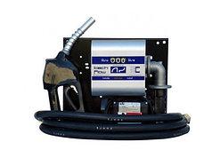 Wall Tech 60 - узел для заправки дизельным топливом со счетчиком, 220В, 60 л/мин