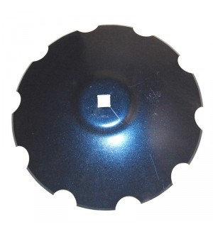Диск Ромашка D=610 мм h=6 мм квадрат 41, фото 2