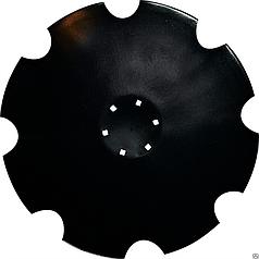 Диск Ромашка D=620 мм 6 отверстий