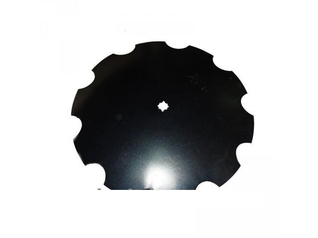 Диск Ромашка D=660 мм квадраты 30х33