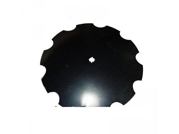 Диск Ромашка D=660 мм квадраты 30х33, фото 2
