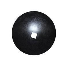 Диск плоский D=710 мм h=6 мм квадрат 41