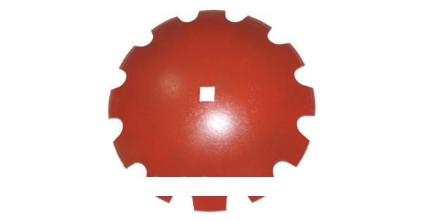 Диск Ромашка D=660 мм, h=7 мм, квадрат 41