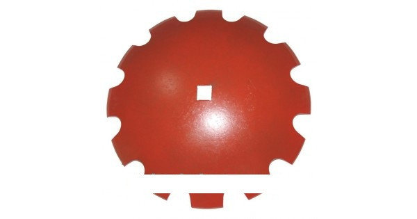 Диск Ромашка D=660 мм, h=7 мм, квадрат 41, фото 2