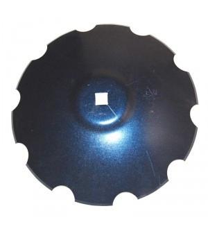 Диск Ромашка D=710 мм, h=7 мм, квадрат 41
