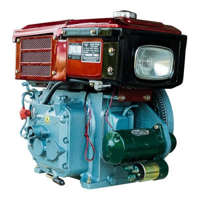 Двигатель ДД180ВЭ, фото 2