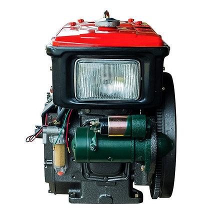 Двигатель ДД190ВЭ, фото 2