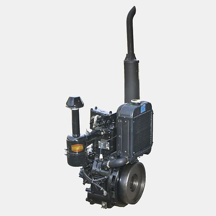 Двигатель DLH1100, фото 2