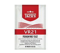 Винные дрожжи Mangrove Jack's VR21, 8 г