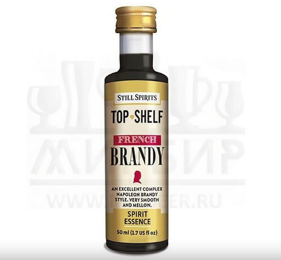 """Эссенция Still Spirits """"French Brandy Spirit"""" (Top Shelf), на 2,25 л"""