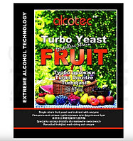 Спиртовые дрожжи Alcotec Fruit Turbo , 60г