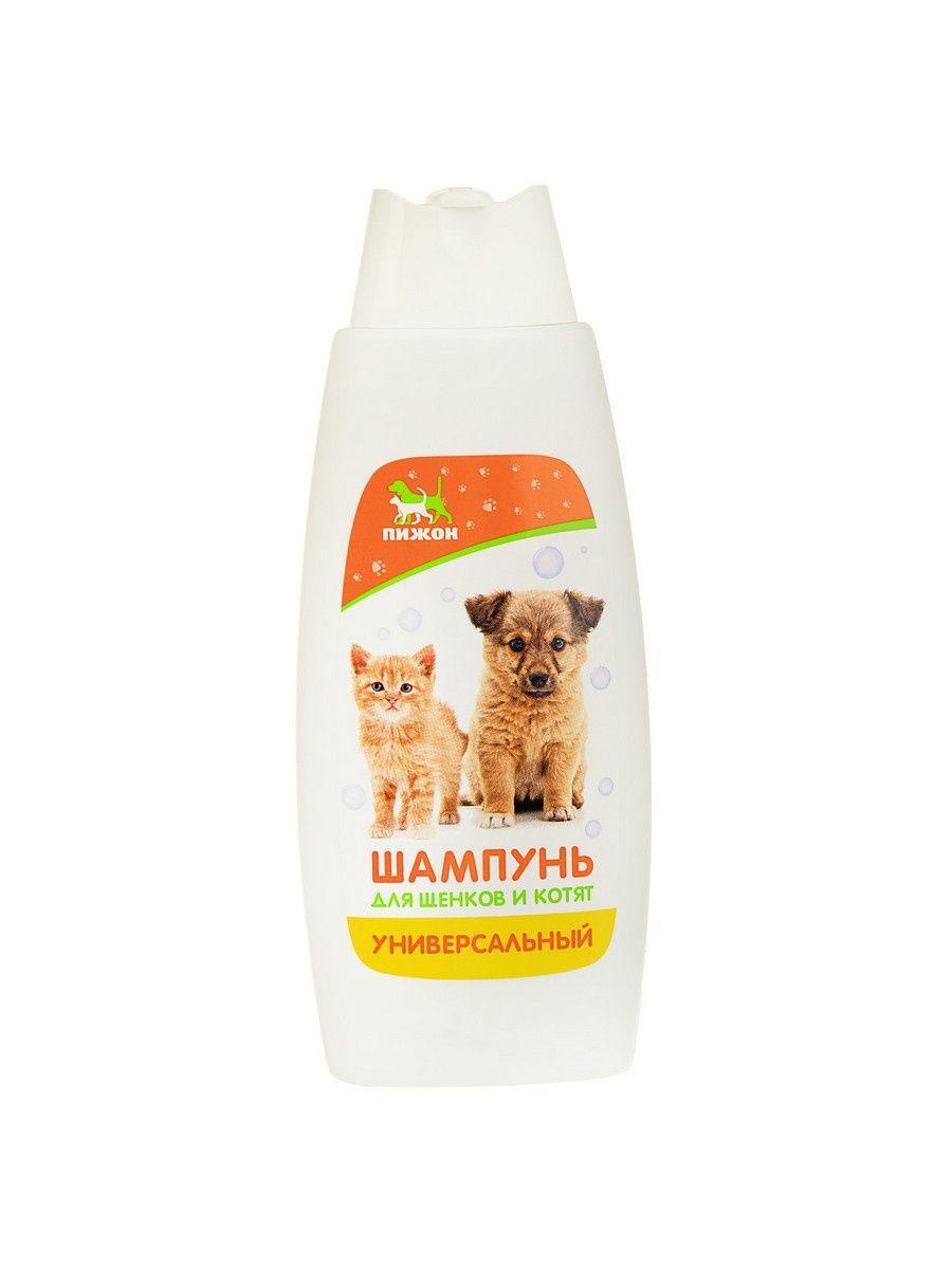 Шампунь универсальный для щенков и котят Пижон