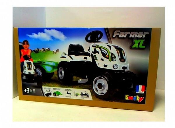 Педальный трактор Farmer XL (Smoby, Франция) - фото 3