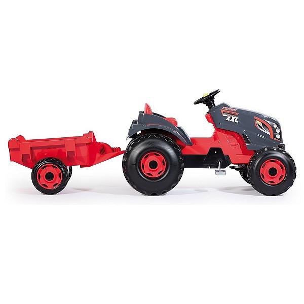 Педальный трактор Stronger XXL (Smoby, Франция) - фото 3