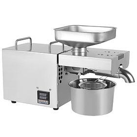 Маслопресс Akita jp AKJP 800 miniprofessional (термостат) пресс холодного горячего отжима масла электрический