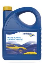 7201 NORTH SEA WAVE POWER RACING SL/CF 10W-60  (5L)