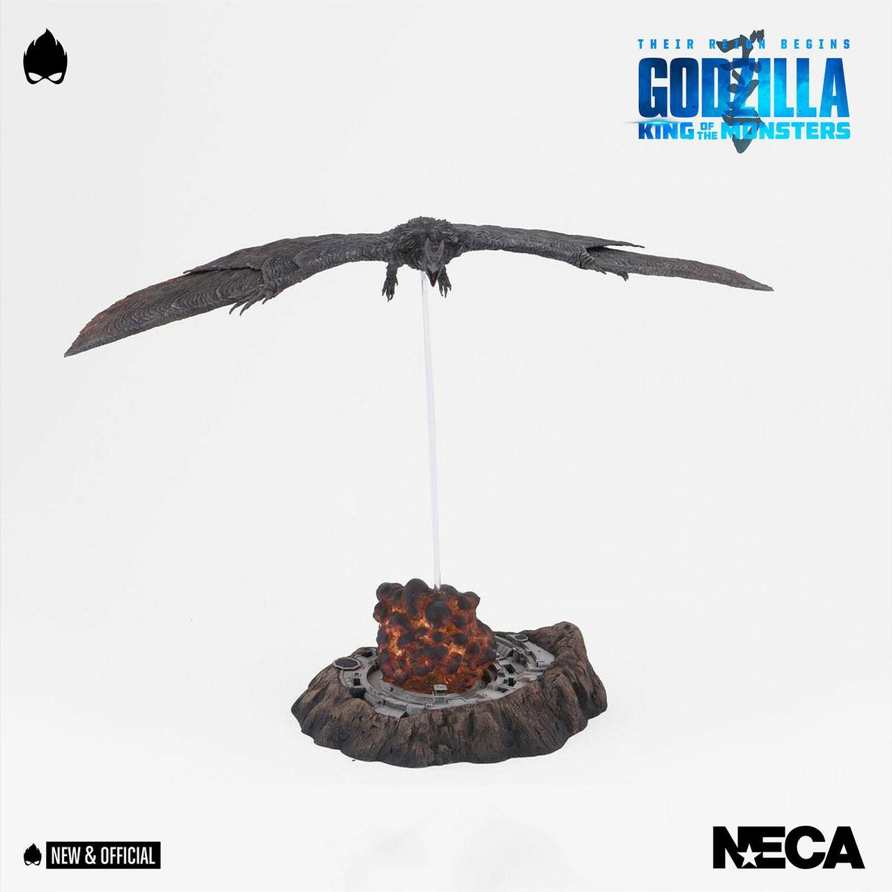 Neca «Годзилла 2: Король монстров» Фигурка Родан, 2019 года