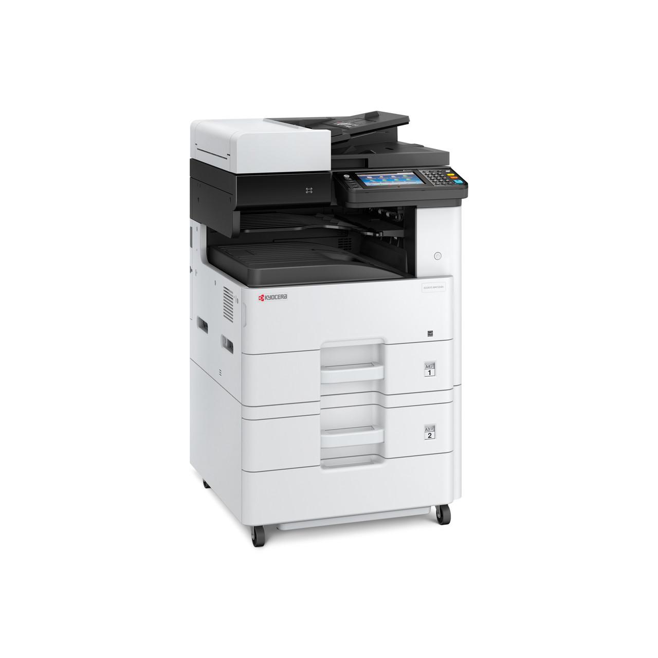 Лазерный копир-принтер-сканер Kyocera M4125idn