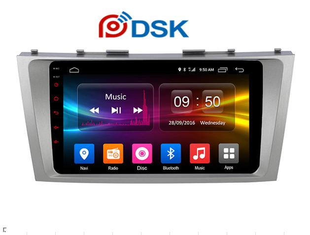 Автомагнитола DSK Toyota Camry 40;45 Android