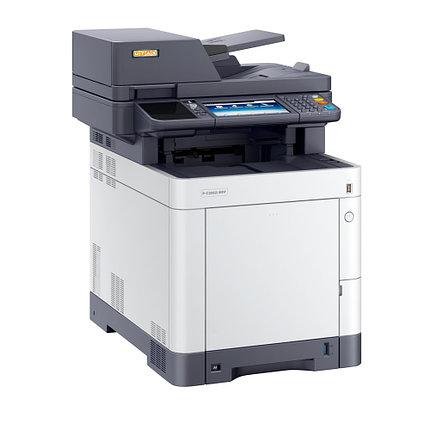 Цветной копир-принтер-сканер Kyocera M6235cidn, фото 2