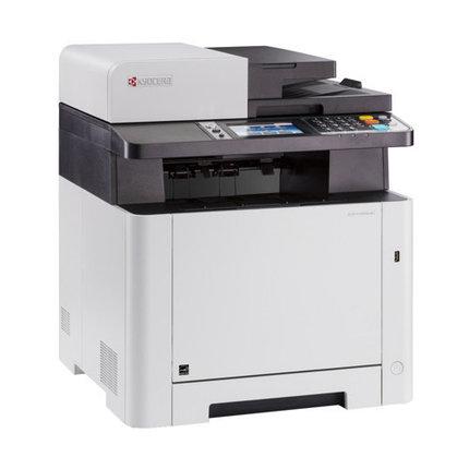 Цветной копир-принтер-сканер-факс Kyocera M5526cdn, фото 2
