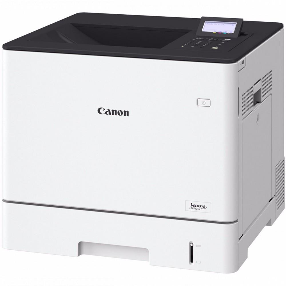 Принтер лазерный i-Sensys LBP712Cx белый, лазерный, A4, цветной