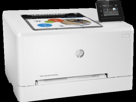 Принтер лазерный HP Color LaserJet Pro M254dw A4