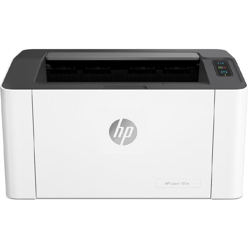 Принтер лазерный HP Laser 107w A4