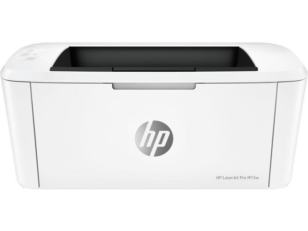 Принтер лазерный HP LaserJet Pro M15w A4