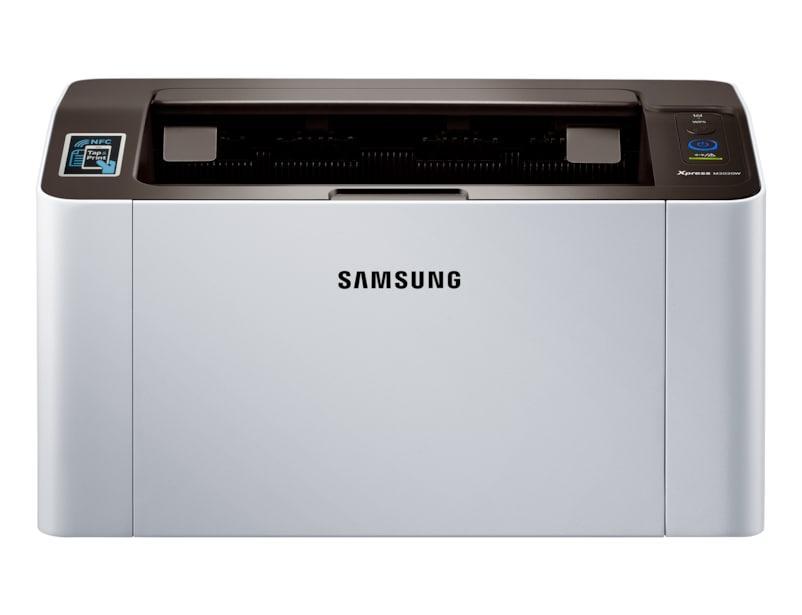 Принтер лазерный Samsung Xpress SL-M2020W/FEV A4