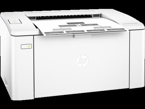Принтер лазерный HP G3Q34A LaserJet Pro M102a (A4)