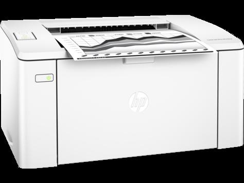 Принтер лазерный HP G3Q35A LaserJet Pro M102w (A4)