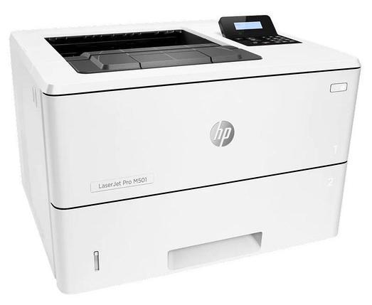 Принтер лазерный HP J8H61A LaserJet Pro M501dn Printer, фото 2