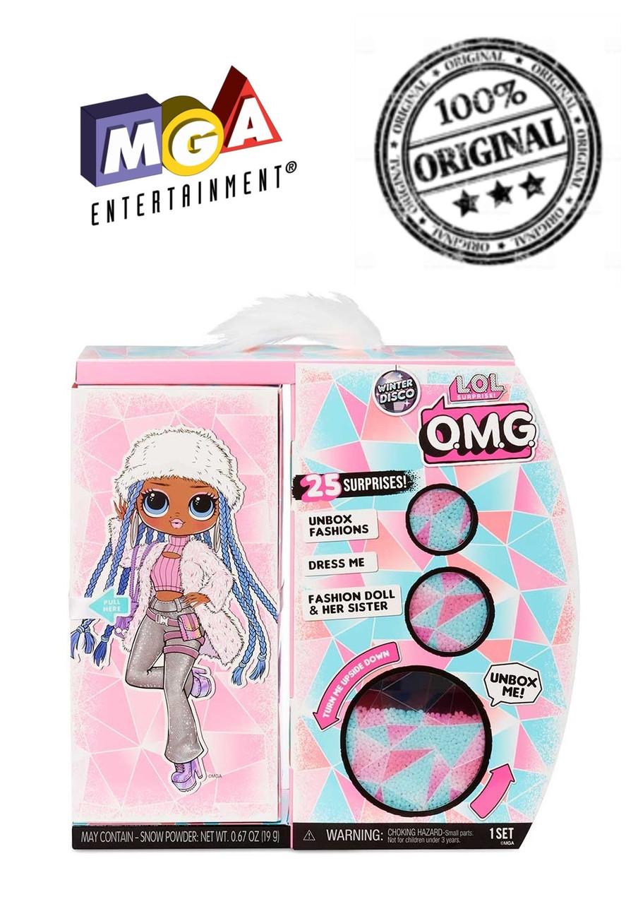 Купить LOL OMG Зимнее диско Набор из 2 кукол ЛОЛ ...