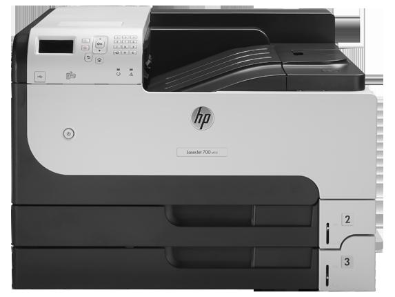 Принтер лазерный HP LaserJet Enterprise 700 M712dn (А3), фото 2